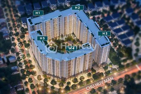 Nhà ở xã hội giá chỉ 16,2 triệu/m2 - Tiện ích thương mại