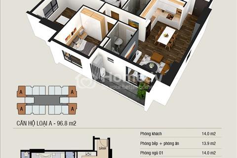 Mua nhà với ưu đãi cực lớn tại Thăng Long Capital, chỉ từ 400tr sở hữu ngay 1 căn hộ cao cấp
