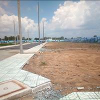 Bán gấp lô đất mặt tiền Nguyễn Trung Trực, giá 420 triệu, diện tích 100m2, xây dựng tự do, sổ riêng
