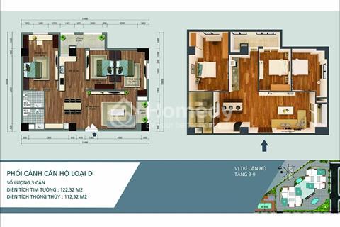 Bán căn 3 phòng ngủ tòa N04A Ngoại Giao Đoàn, Bắc Từ Liêm, Hà Nội