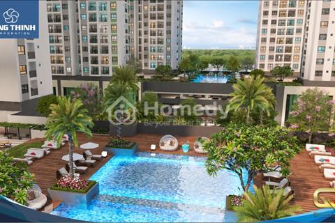 Căn hộ cao cấp Q7 3 mặt view sông, liền kề Phú Mỹ Hưng, full nội thất, chiết khấu 18%