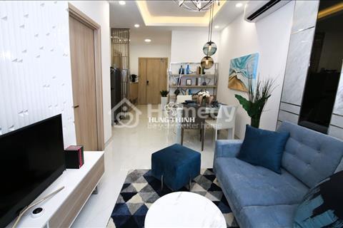 Căn hộ thông minh 2 phòng ngủ giá chỉ 1.6 tỷ, liền kề Phú Mỹ Hưng, view sông, full nội thất cơ bản