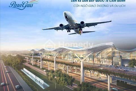 Chuyên đất nền, nhà phố nghỉ dưỡng Para Grus liền kề sân bay Quốc tế Cam Ranh, Khánh Hoà