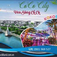 Gaia City, ven sông Cổ Cò, cạnh Cocobay, Cococity, giá đầu tư siêu lợi nhuận