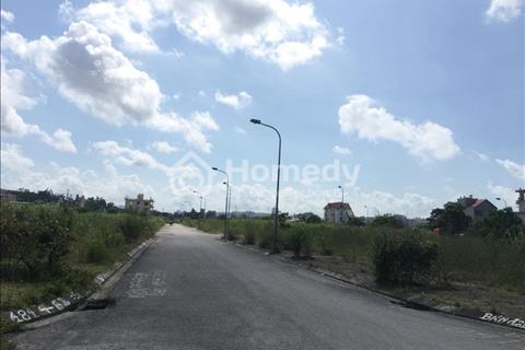Bán lô đất Hà Khánh B lô B8 trục đường thông, 225m2, hướng tây bắc, sổ đỏ chính chủ