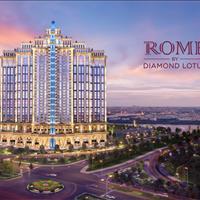 Công trình xanh chính phẩm đầu tiên tại trung tâm Quận 2 Rome Diamond Lotus