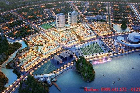 Nhà phố thương mại Mon Bay - trung tâm Hạ Long