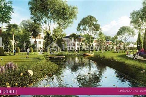 Chỉ còn 9 căn nhà phố Lakeside infinity mặt tiền siêu hiếm ở Đà Nẵng