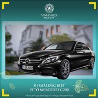 Mua nhà Vinhomes Star City - Nhận xe Mercedes C200