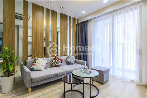 Cho thuê căn hộ Garden Gate Novaland 3PN, full NT như hình view công viên, giá 22tr