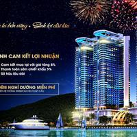 Swisstouches La Luna Resort - căn hộ vịnh biển Nha Trang để ở và đầu tư 9%/1 năm