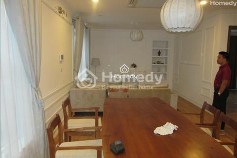 Cho thuê căn hộ Mipec 120m2, full đồ, giá 18 triệu/tháng