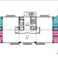 Nhượng căn hộ diện tích 61,4m2 tầng 9 tại chung cư C1 Thành Công