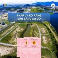 Chuyển nhượng lô 144m2 khu đô thị công nghệ FPT Đà Nẵng, đã có sổ, đường 7,5m