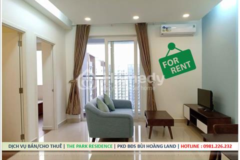 Nhà đẹp, cần cho thuê 2 phòng ngủ, đầy đủ nội thất The Park Residence (như hình chụp)
