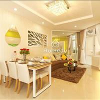 Cho thuê căn hộ chung cư Satra Eximland, 2 phòng ngủ, giá 15 triệu/tháng