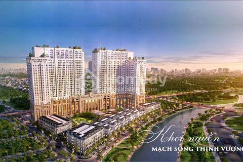 Mua căn hộ đẳng cấp chỉ với 599 triệu mặt tiền đường Tố Hữu, Hà Đông