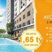 Cần bán gấp căn hộ Moonlight Park View Bình Tân, giá tốt chỉ từ 1.650 tỷ, 2PN, nhận nhà ở ngay