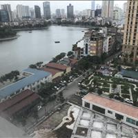 Bán căn hộ 06 chung cư 36 Hoàng Cầu, Tân Hoàng Minh 140m2 view hồ, công viên giá 6.1 tỷ