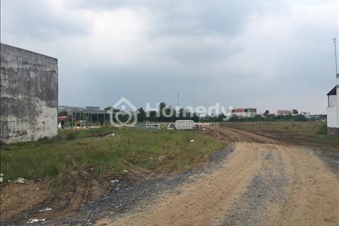 Đất thổ cư mặt tiền quốc lộ 50, 8 triệu/m2, sổ hồng riêng