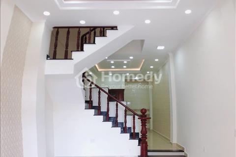 Nhà phố Thủ Đức, khu Hưng Phú, an ninh, yên tĩnh, 4 lầu, 56m2