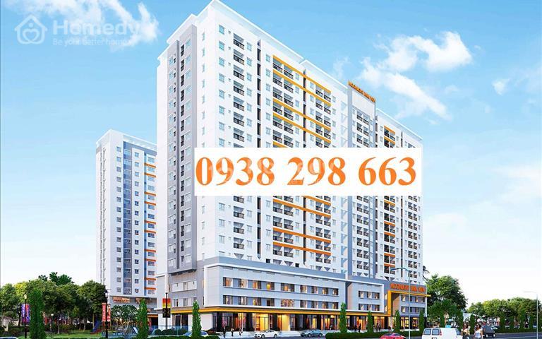 Cần bán gấp căn hộ Moonlight Park View Bình Tân, chỉ từ 1.7 tỷ, 1PN, view hồ bơi, nhận nhà ở ngay