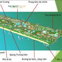 Bán đất 160m2, dự án The Coast Village, Bãi Trường, Phú Quốc