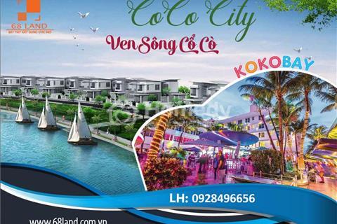 Cần bán vài lô đất sau lưng Cocobay khu đô thị Gaia City giá đầu tư