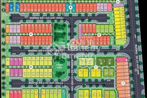 Cho thuê mặt bằng nhà phố Jamona City Quận 7, đường N8 (lộ giới 20m) mới xây, tiện kinh doanh