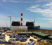 Thiết kế hệ thống dầu thô nặng - Nhà máy nhiệt điện Vũng Áng 1