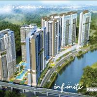 Căn hộ cao cấp Infiniti trung tâm quận 7 - gần Phú Mỹ Hưng - chỉ thanh toán 20% đến khi nhận nhà