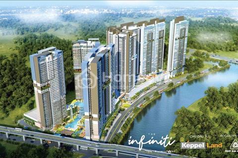 💎 Căn hộ cao cấp Infiniti trung tâm quận 7- Gần Phú Mỹ Hưng- Chỉ thanh toán 20% đến khi nhận nhà