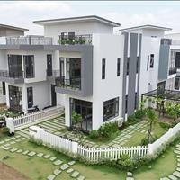 Bán nhà gần Bình Chánh, biệt thự sân vườn, thích hợp để nghỉ dưỡng