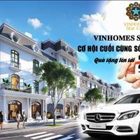 Vinhomes Star City thành phố Thanh Hóa – Chương trình siêu khuyến mãi tháng 10/2018