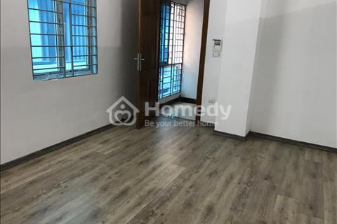 Chính chủ cho thuê chung cư mini diện tích 35m2, 1 phòng ngủ đầy đủ đồ sàn gỗ, ngõ 196 phố Cầu Giấy