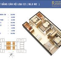 Chính chủ bán gấp căn 96m2 giá 27,5 triệu/m2 tại Chung cư Golden West – số 2 Lê Văn Thiêm
