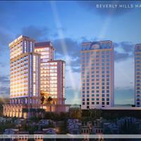 Bán Condotel và chung cư cao cấp Beverly Hills Bãi Cháy, Hạ Long