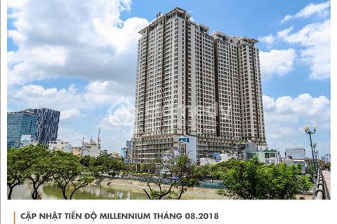 Căn hộ cao cấp - văn phòng tại trung tâm Sài Gòn