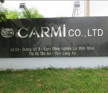 Khảo sát địa chất công trình nhà xưởng CARMI