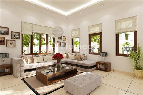 Cho thuê căn hộ Chung cư Ecolife Tây Hồ 3 phòng ngủ full đồ