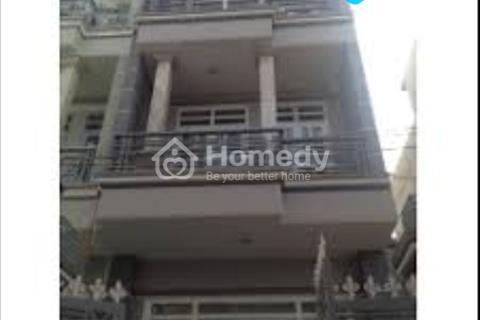 Nợ ngân hàng cần bán nhà mặt tiền Trần Văn Quang, phường 10 Tân Bình diện tích 4x20m, sổ hồng riêng