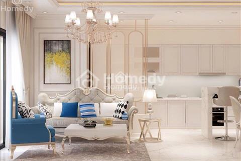 Cho thuê căn hộ Vinhome Ba Son 1 phòng ngủ, diện tích 50m2, mới 100% cho thuê 16 triệu/tháng