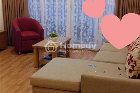 Gia đình chuyển nhà mới nên cần bán căn hộ chung cư Phú Gia, 3 phòng ngủ tầng 11 giá 27 triệu/m2