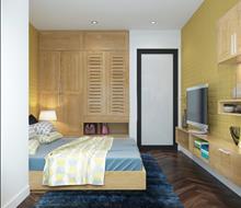 Thiết kế nội thất căn hộ chung cư A1 B1-75 Tam Trinh