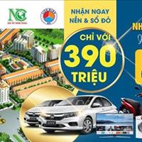 Bán đất nền khu đô thị Nam Hà Nội Hanssip, Đại Xuyên, Phú Xuyên, Hà Nội
