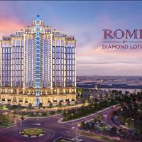 Mở bán căn hộ Rome Diamond Lotus, quận 2, giá cực ưu đãi chỉ 59 triệu/m2