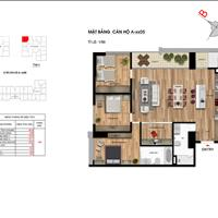 Cắt lỗ 600 trệu căn góc 129m2, 4 phòng ngủ chung cư Imperia Garden 203 Nguyễn Huy Tưởng