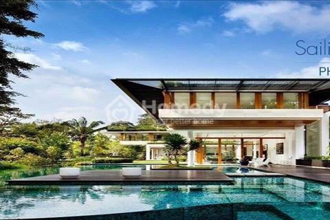 Mở bán biệt thự sinh thái 5 sao Sailing Villas, vị trí tại khu phức hợp Marina, LN 1,7 tỷ/năm