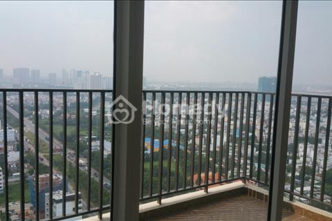 Cho thuê căn 2 phòng ngủ Vista Verde nội thất cơ bản - tầng cao view đẹp - có sẵn 3 máy điều hòa