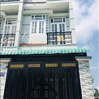 Bán nhà mới xây liền kề chợ Thạnh Xuân - Quận 12 - 1 trệt 2 lầu - giá chỉ 1,25 tỷ